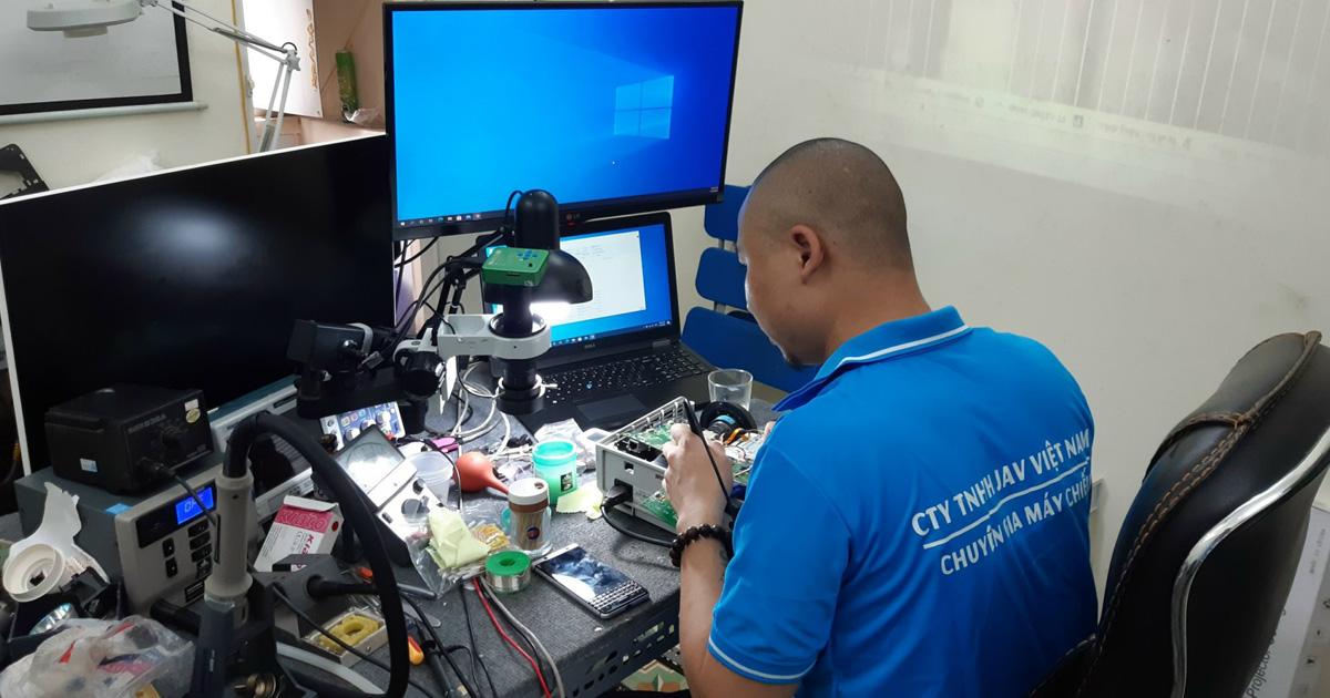 Sửa chữa máy chiếu chuyên nghiệp tại Hà Nội